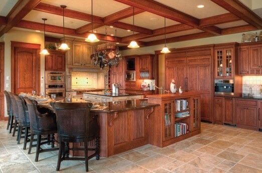 Dakota Kitchen Cabinets Big River Builders